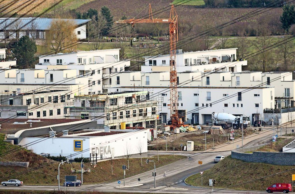 Umstrittenes neubaugebiet in ludwigsburg schauinsland viel lob f r den kompromiss landkreis - Architekten kreis ludwigsburg ...