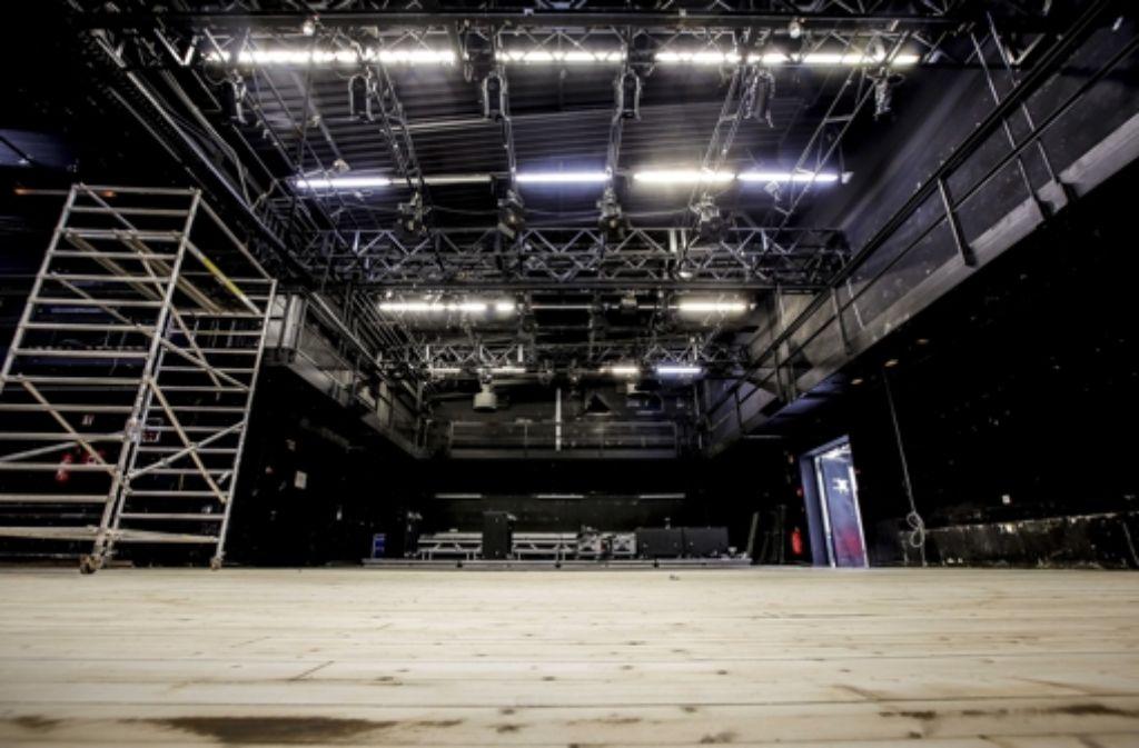 Theater im depot freie theater wiederentdeckung einer for Depot feuerbach