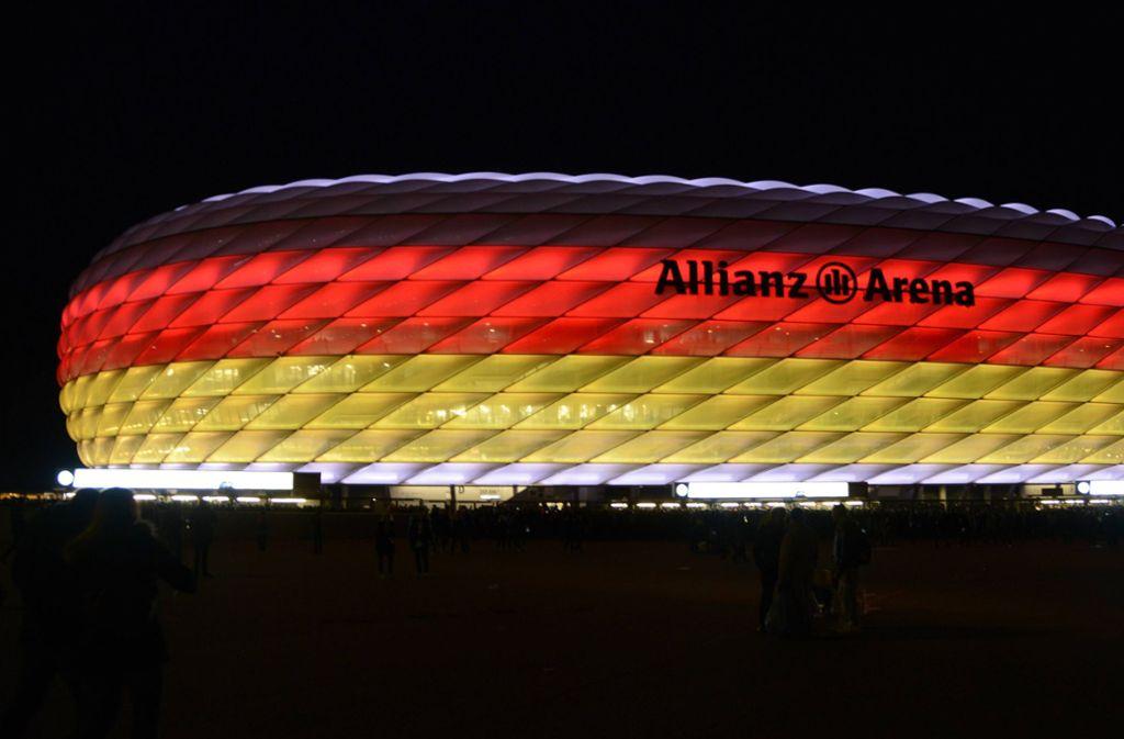 Fussball Europameisterschaft 2020 In Munchen Der Verkauf Der
