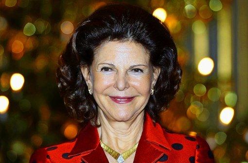 Königin Silvia von Schweden zu Besuch