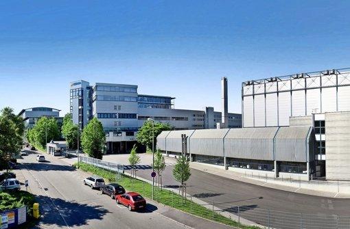 Rundumblick aufs bestehende Herma-Areal an der Fabrikstraße. Foto: