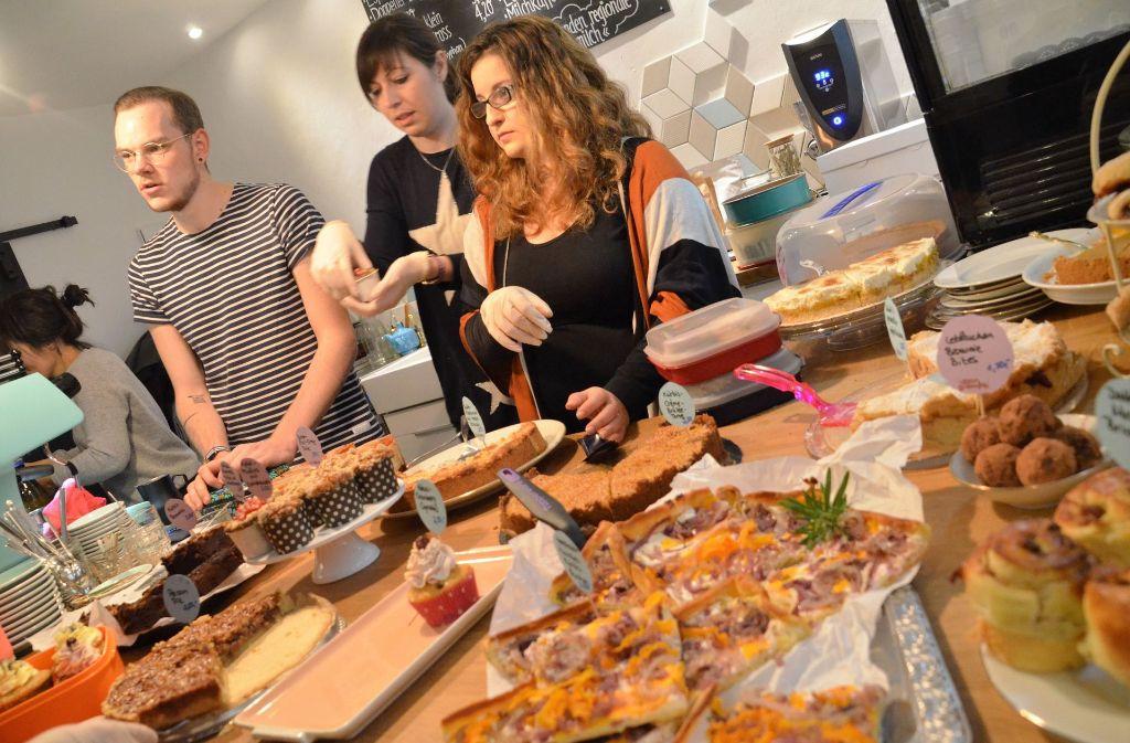 Pop Up Bakery Im Cafe Misch Misch Mehr Kuchen Fur Stuttgart