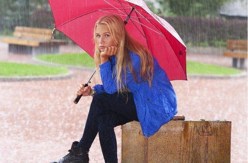Die meisten Jacken versagen im Dauerregen