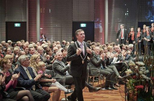 Ein Oberbürgermeister wird wieder zum Normalbürger
