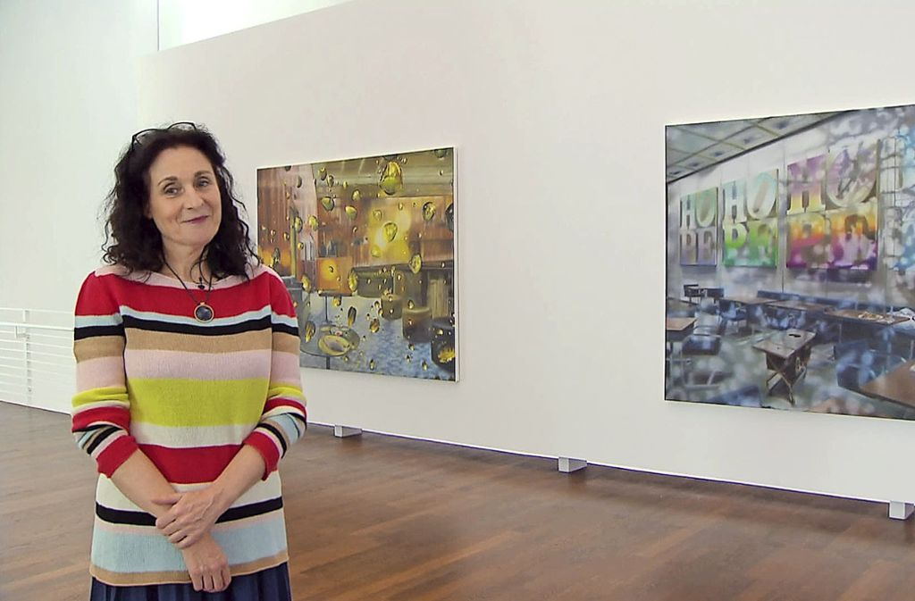 Karin Kneffel Bilder