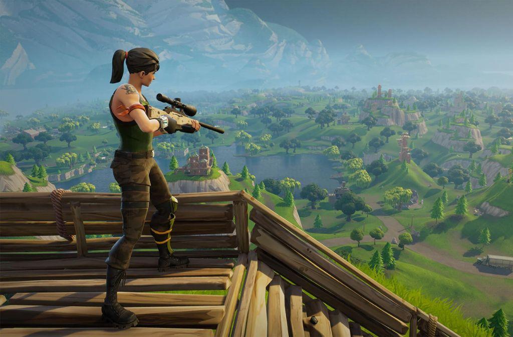 Fortnite Battle Royale Das Müssen Sie über Das Spiel Wissen