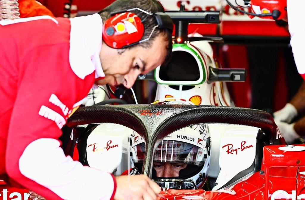 Cockpitschutz Halo: Ein Heiligenschein für die Formel 1