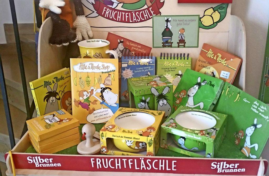 äffle Und Pferdle Werden In Stuttgart Nord Weiterentwickelt Zwei
