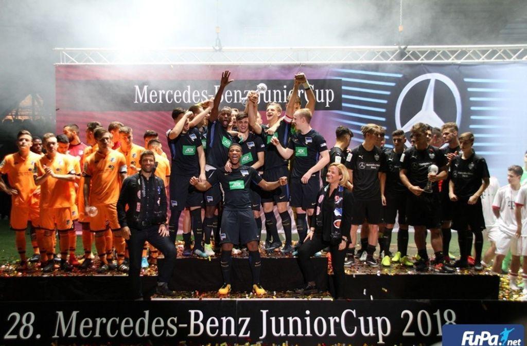 Mercedes Junior Cup