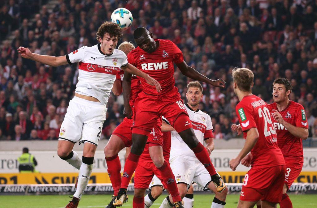 1 Fc Köln Stuttgart