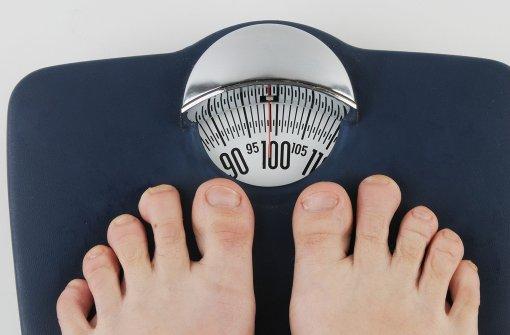 Der Kampf gegen die Pfunde