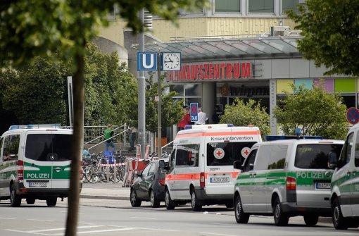 Was man über den Täter von München bisher weiß