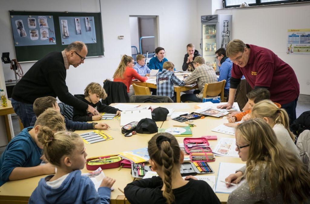 wasenschule auf dem stuttgarter fr hlingsfest ein leben zwischen schulbank und festplatz. Black Bedroom Furniture Sets. Home Design Ideas