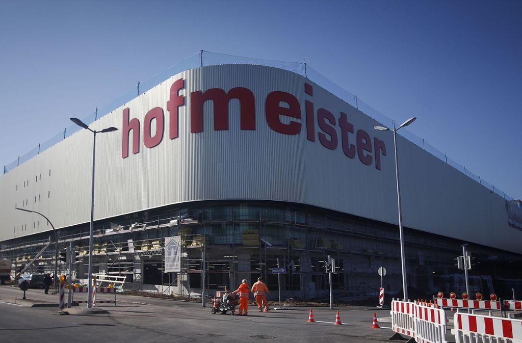 Leonberg Bosch Erweitert Auf Dem Gelande Von Hofmeister Boblingen