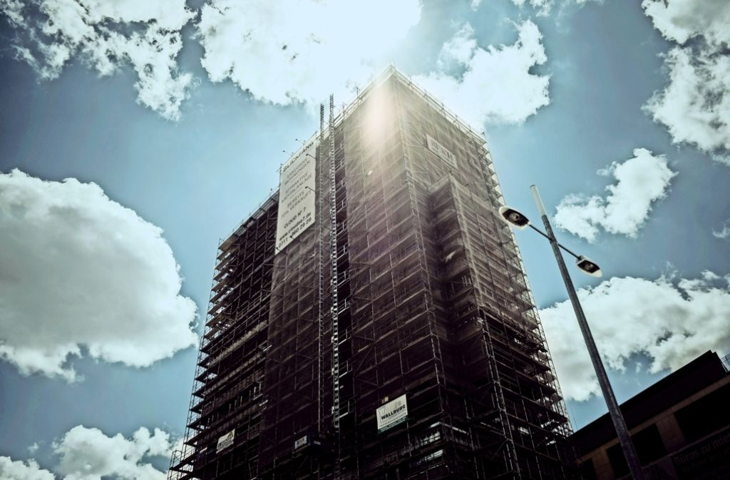 Städtebau In Stuttgart Das Cloud No 7 Will Expandieren Stuttgart