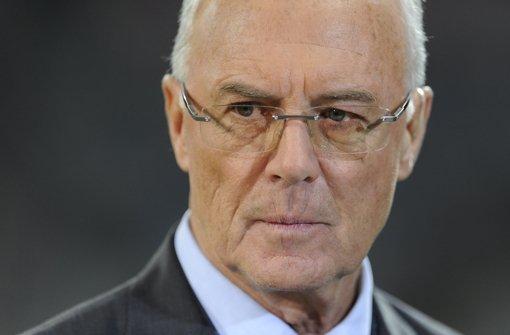 Anklage gegen Franz Beckenbauer
