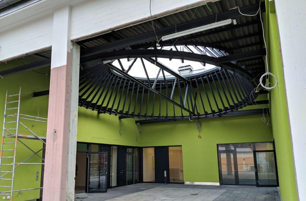 Ehemalige Straßenbahnhallen In Stuttgart Ost Das Depot Ist Wie Neu