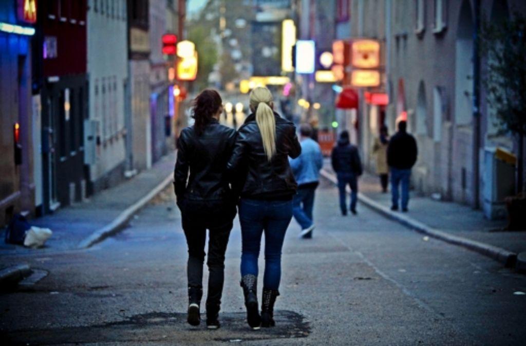 Prostitution in Stuttgart: Sieben von 14 Bordellen sollen