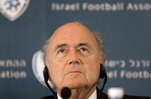 Blatter-Einspruch gegen Ethiksperre abgelehnt