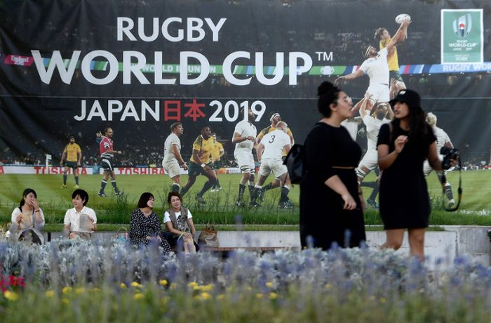 Rugby-WM in Japan: Das große Rugby-Roulette