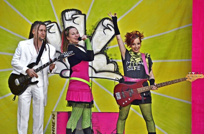 Fairtrade-Musical in Stuttgart-Vaihingen: Punk-Rock mit Tiefgang