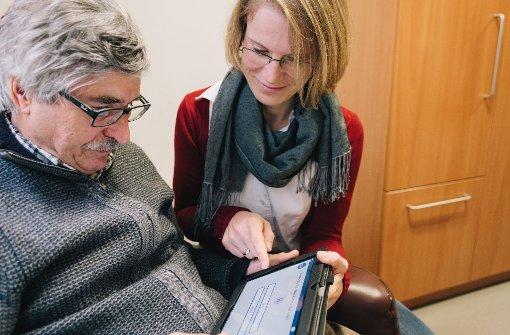 Hilfen  für Angehörige von Demenz-Kranken