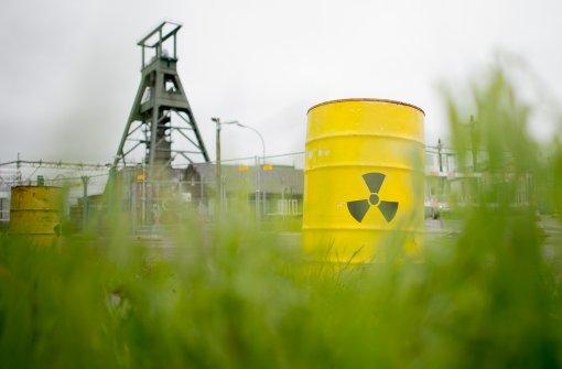Neues Atom-Endlagergesetz auf dem Weg