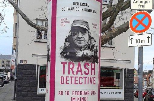 Wer ist dieser Trash Detective?