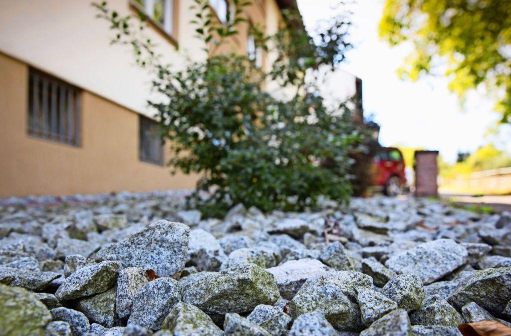Steingärten Baden Württemberg