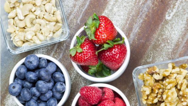Gesunde Veränderungen, um Gewicht zu verlieren