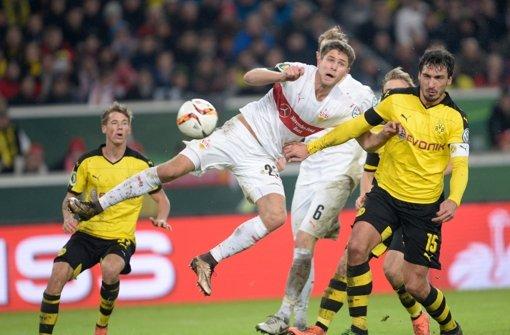 Stuttgarts Traum vom Pokal ist geplatzt