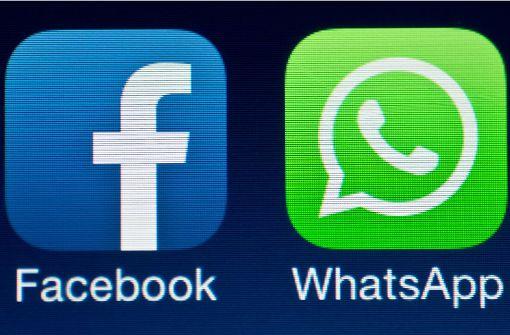 Facebook Nachrichten Weg