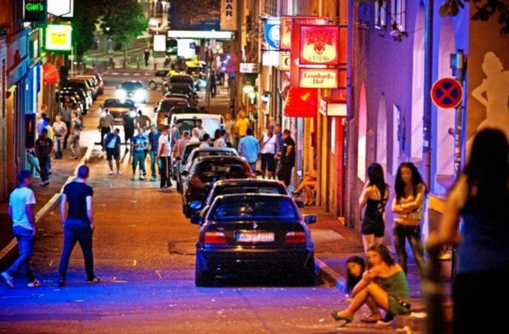 Prostitution in Stuttgart: Stadt will illegale Bordelle