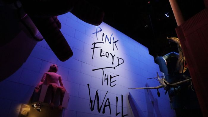 Pink Floyd-Retrospektive  in London