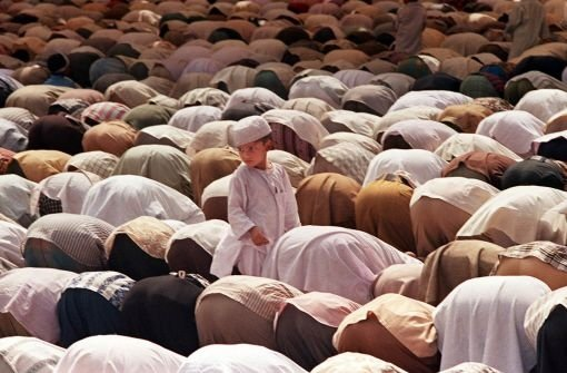 Karlsruher Erfinder Orthopädischer Teppich für Muslime