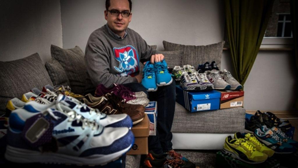 Sneaker Trend: Schuhschränke, die Frauen vor Neid erblassen