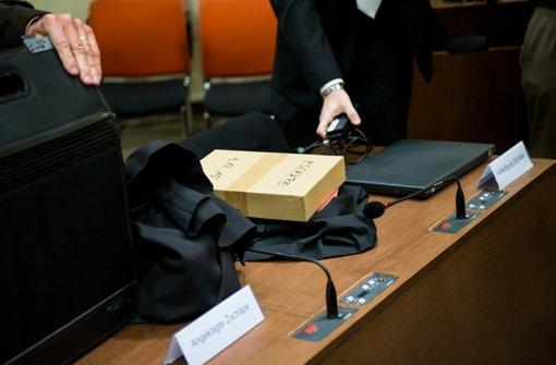 Zwei Banküberfälle in Chemnitz standen auf dem Programm des NSU-Prozesses am Donnerstag. Zeugen schilderten das Vorgehen der mutmaßlichen Täter. Foto: Getty Images Europe