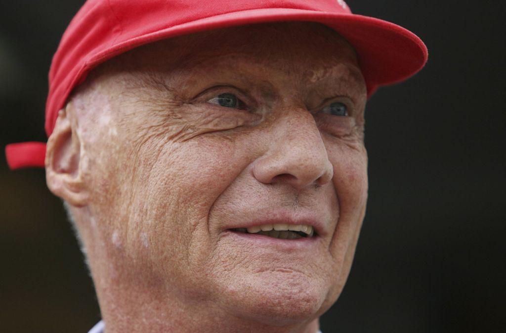 Niki Lauda Siegerpokale