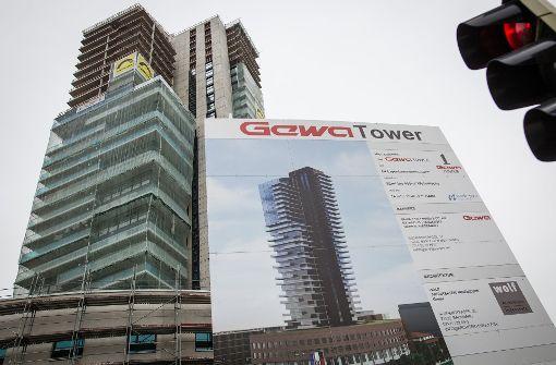 Tower-Wohnungen weiter nachgefragt