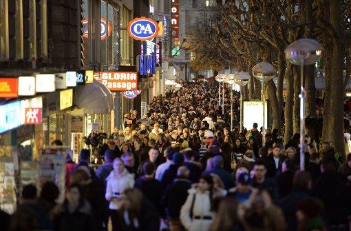 Verdi und Stadt sprechen über Verkaufssonntage