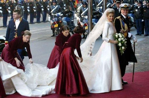 Fotostrecke (Alp-)Träume in Weiß Die Brautkleider der Prinzessinnen