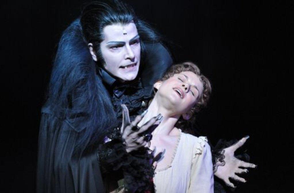 Musical Tanz Der Vampire Darum Gehts Region Kultur