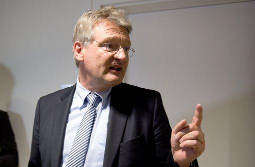 Meuthen könnte sich deutsches Referendum vorstellen