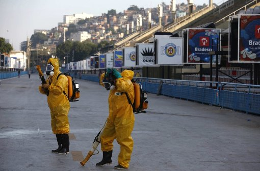 WHO hält Verschiebung wegen Zika-Virus für unnötig