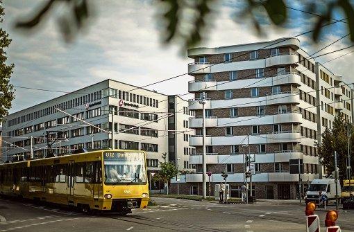 Ein hippes neues Wohnheim am Nordbahnhof