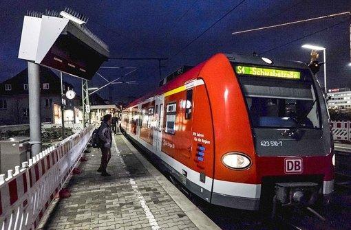 Einbrecher bewegen sich auch im S-Bahn-Netz, um zu ihren Tatorten zu kommen Foto: Lichtgut/ Max Kovalenko