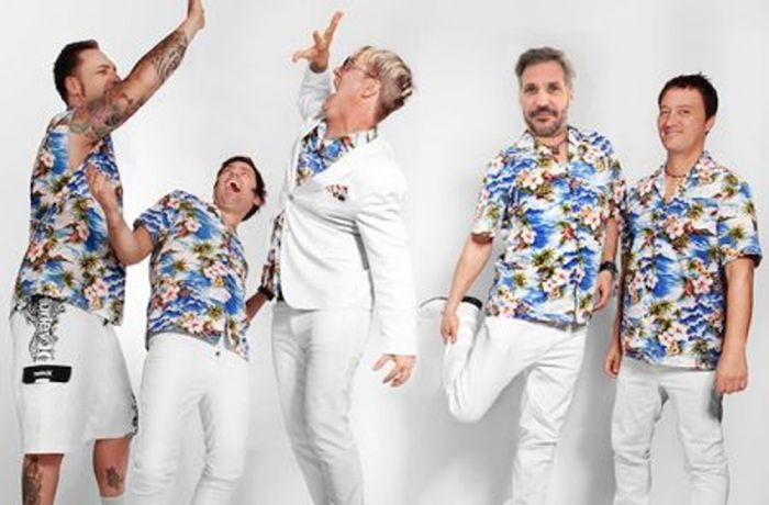 Me First and the Gimme Gimmes im LKA: Pop-Hits in der Punkrock-Mangel