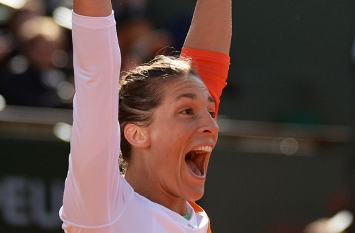 French Open: Petkovic stürmt ins Halbfinale