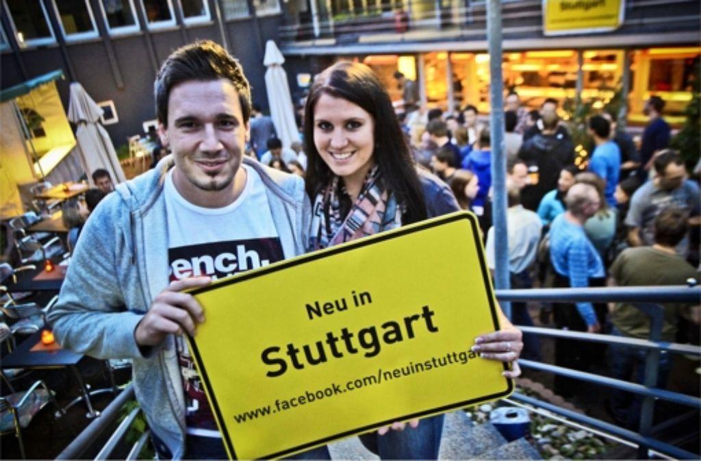 single stammtisch stuttgart)