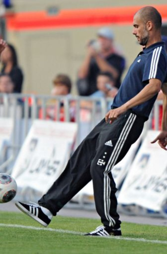 Der FC Bayern München hat im fünften Testspiel der ...